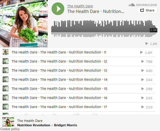The Health Dare Radio Show